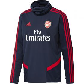Arsenal Training Warm Top - Navy