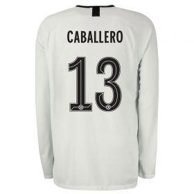 Chelsea Third Cup Stadium Goalkeeper Shirt 2019-20 - Long Sleeve with Caballero 13 printing