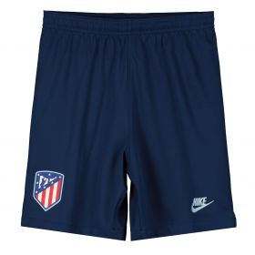 Atlético de Madrid Third Stadium Shorts 2019-20 - Kids