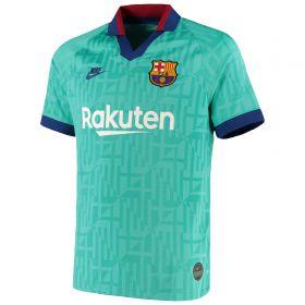 Barcelona Third Vapor Match Shirt 2019-20