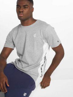 Rocawear / T-Shirt Double Logo in grey
