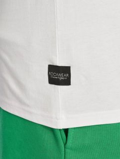 Rocawear / T-Shirt Clover in white