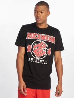 Rocawear / T-Shirt Authentic in black