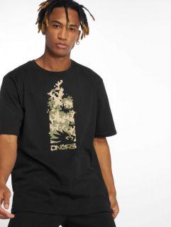 Dangerous DNGRS / T-Shirt Pix in black