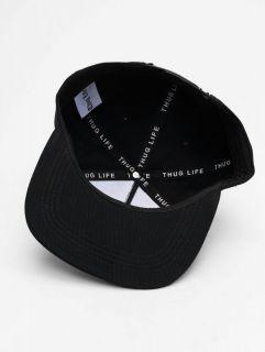 Thug Life / Snapback Cap Nico in black