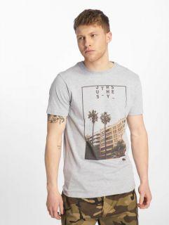 Just Rhyse / T-Shirt Paita in grey