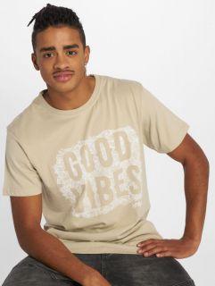 Мъжка тениска Just Rhyse / T-Shirt Vichayito in beige
