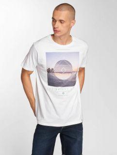 Мъжка тениска Just Rhyse / T-Shirt Parachique in white