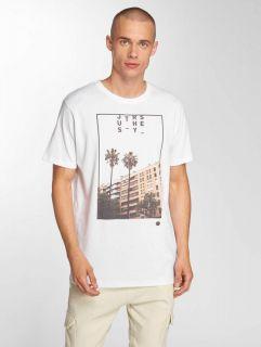 Мъжка тениска Just Rhyse / T-Shirt Paita in white