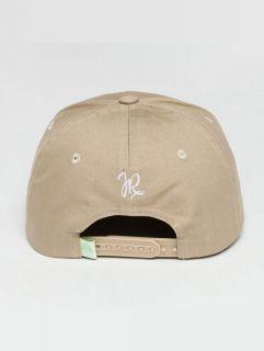 Just Rhyse / Snapback Cap Pangoa in beige