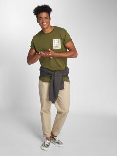Just Rhyse / T-Shirt Ticatica in olive