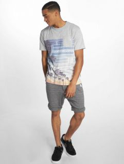 Just Rhyse / T-Shirt Key West in grey