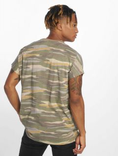 Just Rhyse / T-Shirt Sucre in camouflage