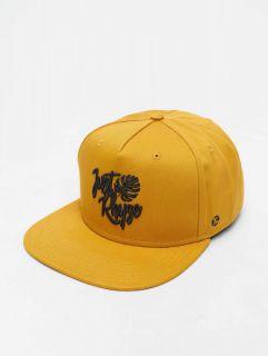 Just Rhyse / Snapback Cap Pahokee in yellow