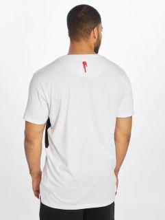 Who Shot Ya? / T-Shirt Block in white