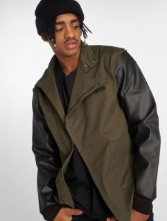 Bangastic / Lightweight Jacket Vinizio in olive