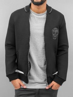 Bangastic / Lightweight Jacket Skull in black