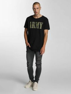 Bangastic / T-Shirt Team Army in black