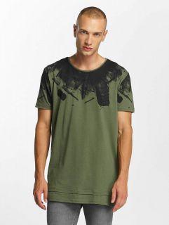 Bangastic / T-Shirt Splash in olive