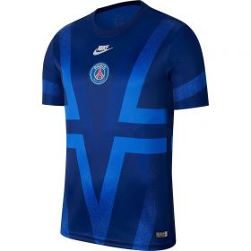 Paris Saint-Germain Pre Match Top - Blue