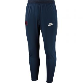 Paris Saint-Germain Strike Training Pants - Navy