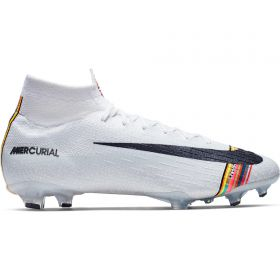 Nike Mercurial Level Up Superfly 360 Elite Firm Ground Football Boots - White