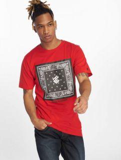 Rocawear / T-Shirt Bandana in red