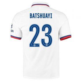 Chelsea Away Cup Vapor Match Shirt 2019-20 with Batshuayi 23 printing