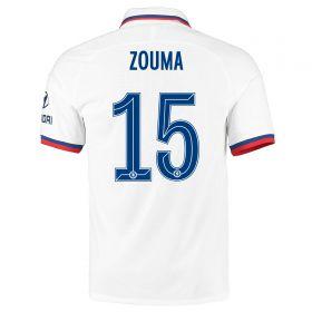Chelsea Away Cup Vapor Match Shirt 2019-20 with Zouma 15 printing