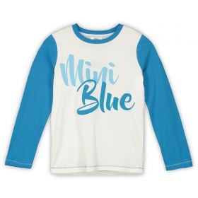 Chelsea LS Mini Blue Pyjama Set - Blue - Girls
