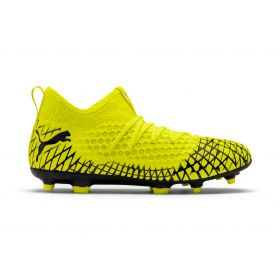 Puma Future 4.3 Netfit Firm Ground Football Boots - Yellow