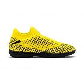 Puma Future 4.4 Astroturf Trainers - Yellow