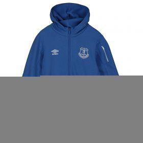 Everton Pro Fleece Jacket - Blue - Kids