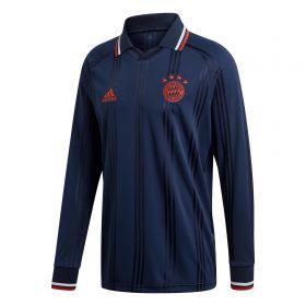 FC Bayern Icons Top - Navy