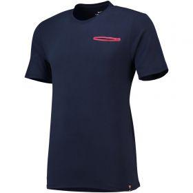 Barcelona Pocket T-Shirt - Dark Blue