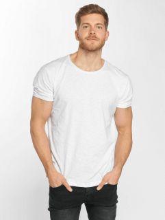 Мъжка тениска Bangastic / T-Shirt Stripe in white