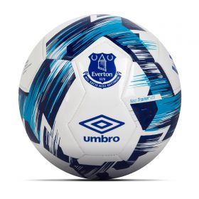 Everton Neo Trainer Football - White