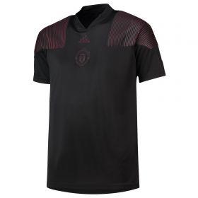 Manchester United T-Shirt - Black