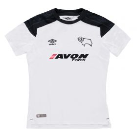 Derby County Home Shirt 2017-18 - Kids