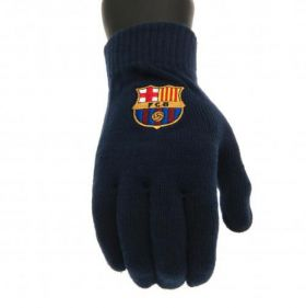 Зимни Ръкавици BARCELONA Knitted Crest Gloves