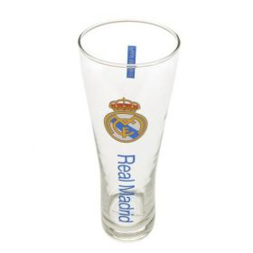 Халба REAL MADRID Tall Beer Glass