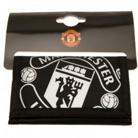 Портмоне MANCHESTER UNITED Nylon Wallet RT