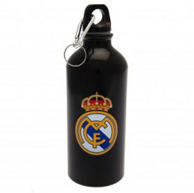 Бутилка REAL MADRID Aluminium Drinks Bottle BK