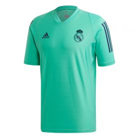 Real Madrid UCL Training Jersey - Green
