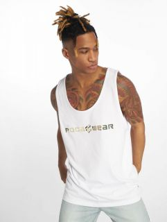 Rocawear / Tank Tops Camo in white