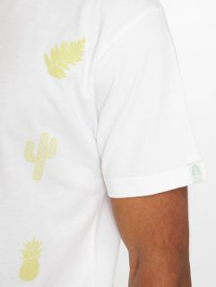 Just Rhyse / T-Shirt Pomata in white
