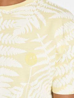 Мъжка тениска Just Rhyse / T-Shirt Zorritos in yellow