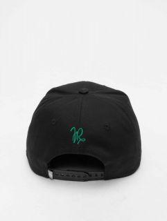 Just Rhyse / Snapback Cap Orlando in black