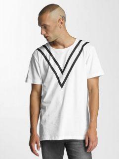 Мъжка тениска Bangastic / T-Shirt Triforce in white