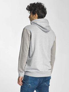 Just Rhyse / Zip Hoodie Palo Alto in grey